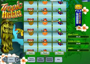 Ulasan Mesin Slot Tropis Gulungan Online yang Dikembangkan oleh Playtech